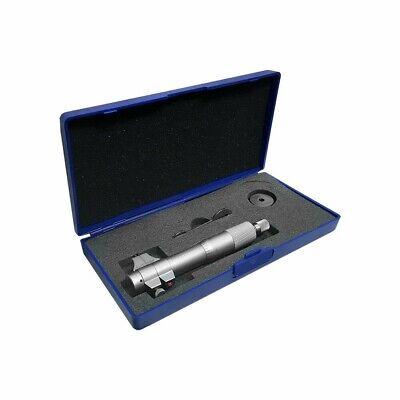 "0.2-1.2"" Inside Micrometer Ratchet Stop 0.0001"" Grad Precision Measure Scale"