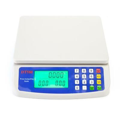 33lb Electronic Postal Price Scale Lcd 15kg1g Digital Weight Vegetables Scale