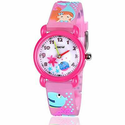 Gifts For 4 5 6 7 8 9 10 Year Old Girls, Mico Watch Toys 4-10 Birthday Present (Birthday Present For 6 Year Old Girl)