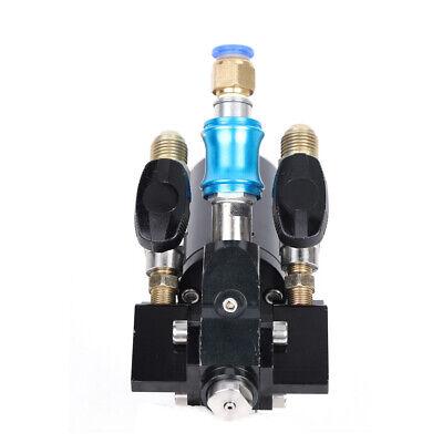 Polyurethane Pu Foam Spray Gun Self Cleaning P2 Air Purge Spray Gun Gas Spring