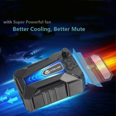 Mini Vacuum Air Extracting USB Cooling Pads Cooler Fan For Notebook Laptop PC](Mini Pads)