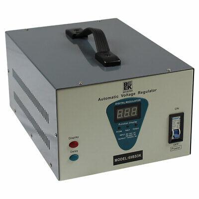 3000v Automatic 110v-220v Voltage Regulator -69bs3k