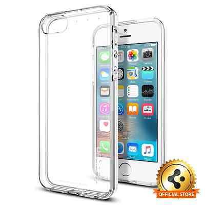 Spigen® Apple iPhone SE / 5S / 5 Case  Slim TPU Clear Cover