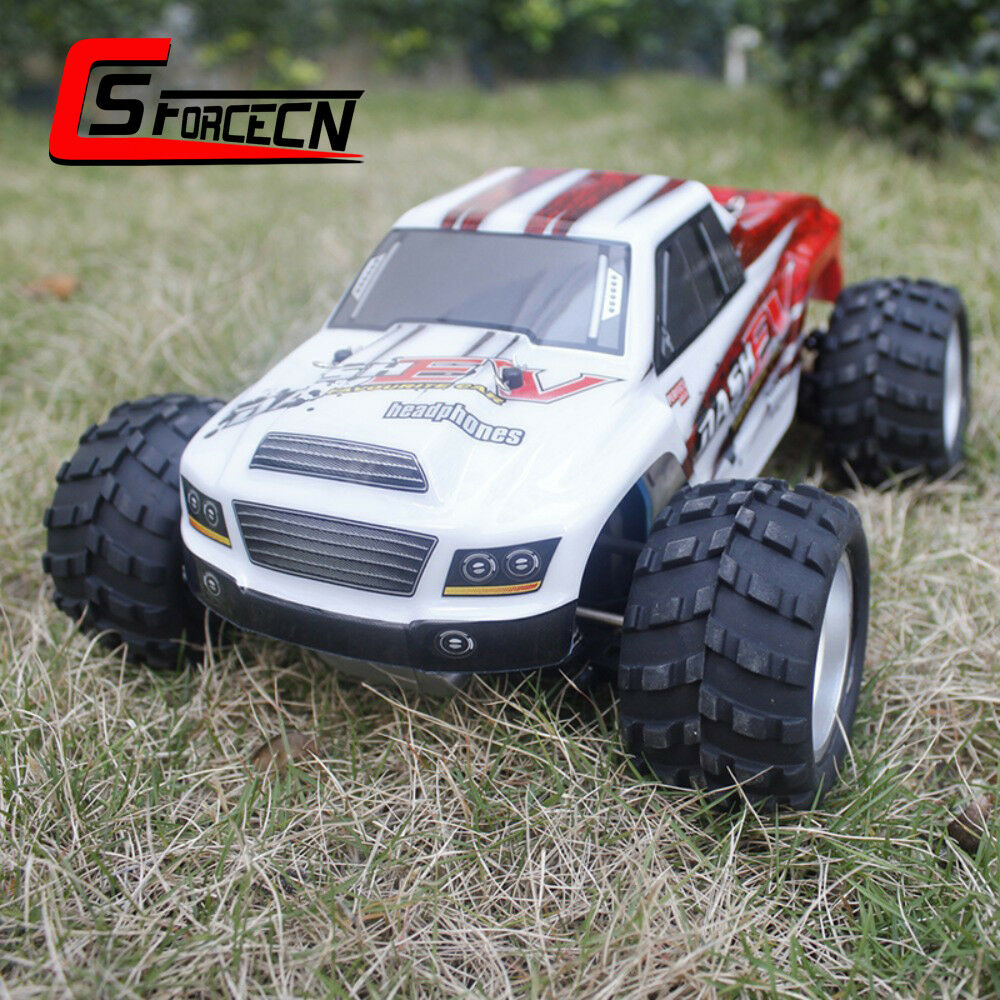 WLtoys A979B 1:18 2.4G 4WD RC Car 70km/h High Speed Off-Road Race Buggy Toy Gift