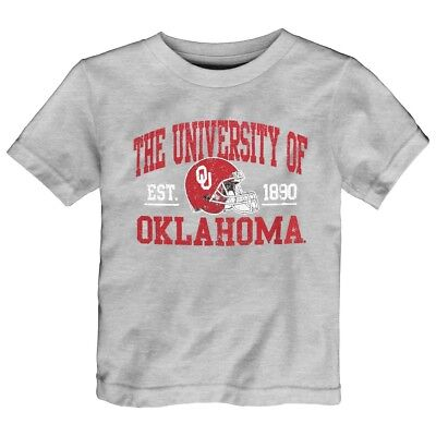 - Oklahoma Sooners NCAA Toddler