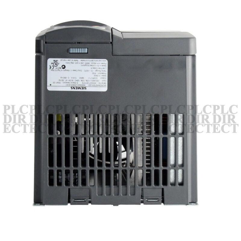 NEW Siemens 6SE6420-2UD27-5CA1 AC Drive Inverter 7.5KW 380V