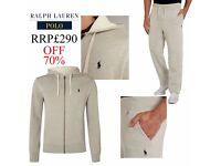 Mens Ralph Lauren Tracksuits BNWT Sizes S,M,L,XL,XXL