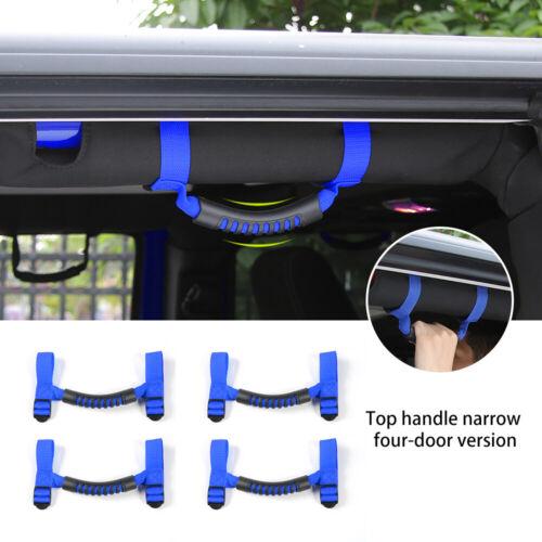 ABS plastic Roll Grab Handles Accessories For Car Jeep Wrangler CJ YJ TJ JK JL