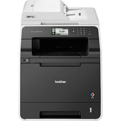 Brother MFC-L8650CDW A4 Colour Multifunction Laser Printer