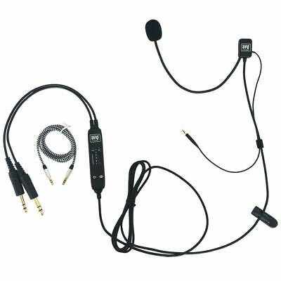 UFQ AV Mike-2 aviation headset microphone suit for Bose QC25, QC35 good quality