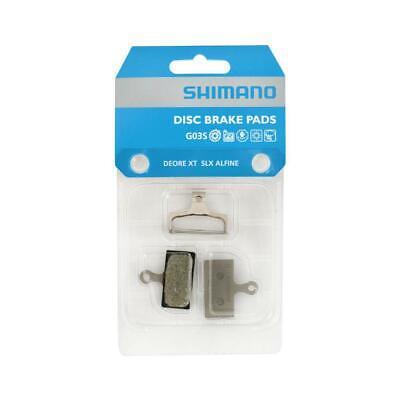 Shimano Pastillas Freno de Disco G03S Resina Deore XT Slx Alfine MTB...