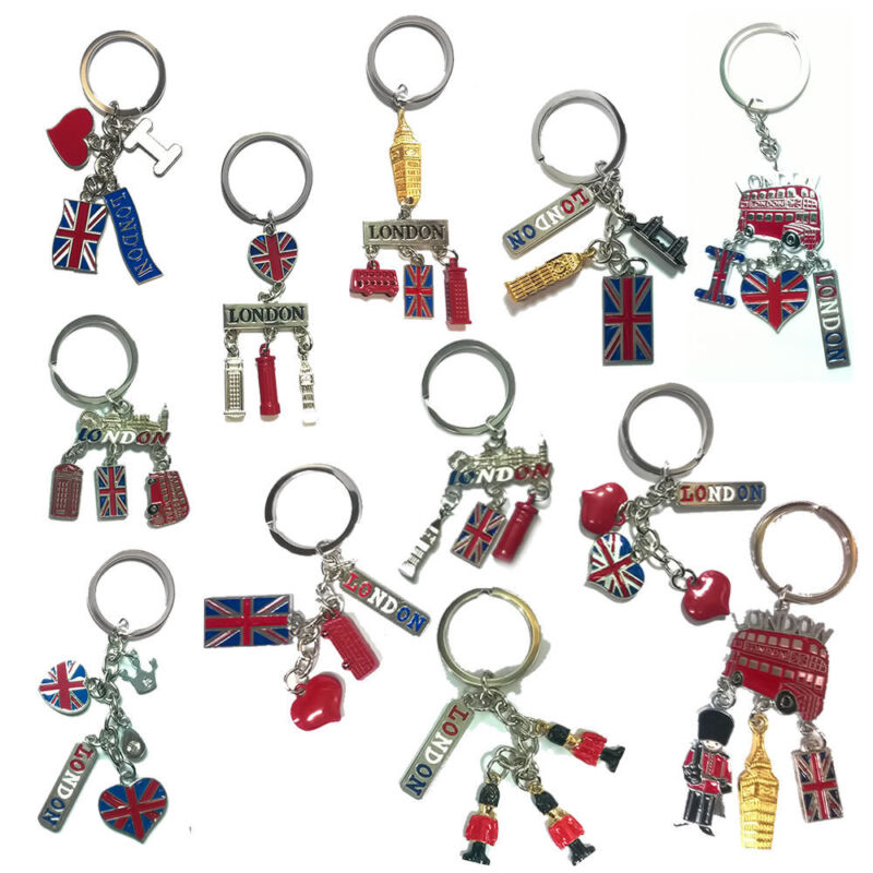 Some cute keyrings you might fancy