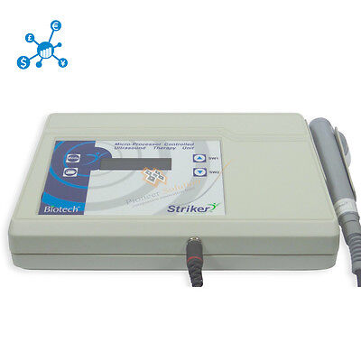 Portable Home Ultrasound Therapy Machine 1mhz For Pain Relief With Prgram Bt101