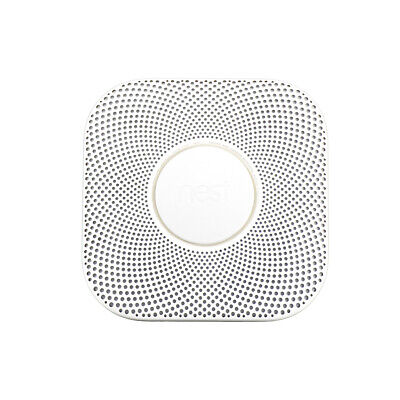 Nest Protect Smoke & Carbon Monoxide Alarm - Hard Wired - S3003LWES