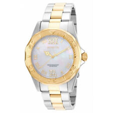Invicta 17871 Women's Pro Diver Quartz White MOP Dial Dive Watch