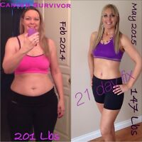Summers coming ! Lose 15 pounds in 21 days