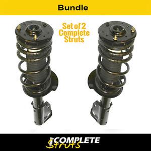 99-05-Chevrolet-Cavalier-Front-Quick-Complete-Struts-Coil-Springs-w-Mounts-x2