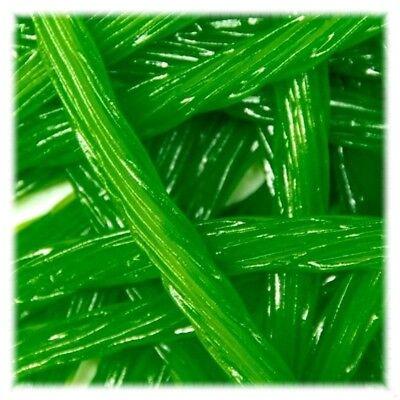 Kenny's Green Apple Flavor Licorice Twists 2 - Green Apple Licorice