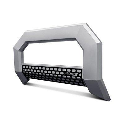 """Aries 2153000 - 5.5"""" AdvantEDGE Chrome Bull Bar w/o Skid Plate"""