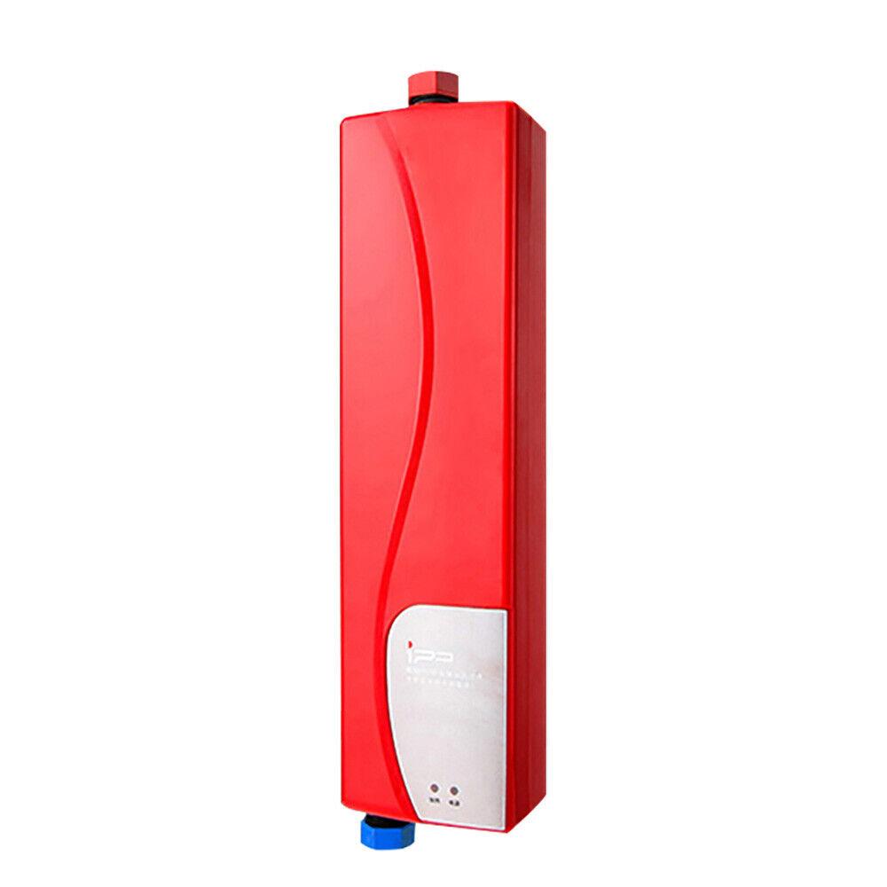 Mini Durchlauferhitzer Sofortige Elektronisch Tankless einstellen Heater 3000W