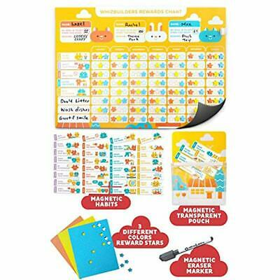 Behavior Chore Reward Chart Multiple Kids - Potty Training Responsibility Star for sale  New York
