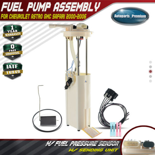 Electric Fuel Pump Assembly For Chevrolet Astro Gmc Safari