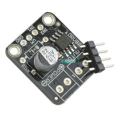 H-bridge Dc Motor Driver Breakout Board Pwm Control Drv8871 Module 3.6a Arduino