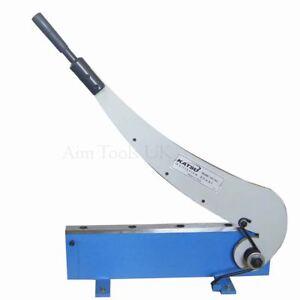 165163 Metal Sheet Lever Hand Guillotine Shear Cutter 500mm
