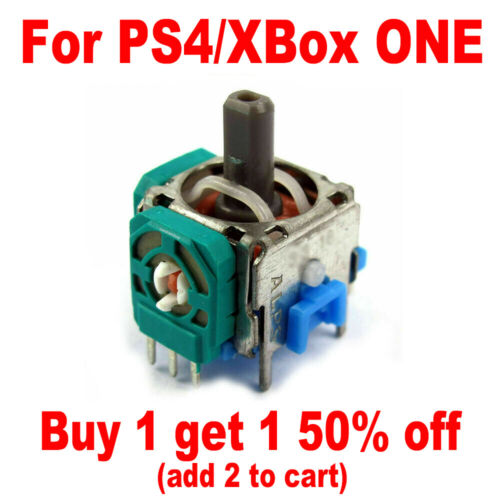 OEM Analog Stick Joystick Replacement For PS4 Dualshock 4 Controller / XBox One