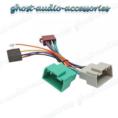 Volvo V70 Car Stereo Radio ISO Wiring Harness Adaptor Loom VL-100