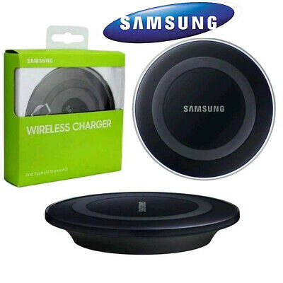 Genuine Samsung Wireless Charging Charger Pad For Galaxy S6 S7 S8 + S9 S10
