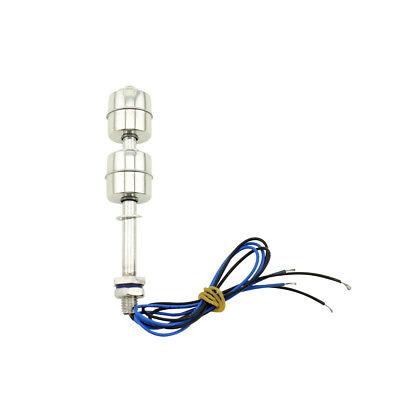 120mm 220v 10w Liquid Water Level Sensor Stainless Steel Float Switch
