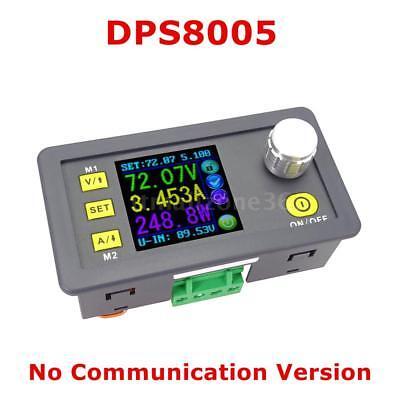 Black Converter Step Down Power Supply Module Dc10-90v Digital Programmable G6i9