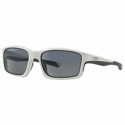 New Authentic Oakley Chainlink Sunglasses Grey Polarized Lens OO9247-07