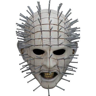 Adult Hellraiser III Pinhead Halloween Mask - Hellraiser Pinhead Mask