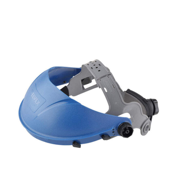 ELVEX HG-25 Headgear,Blue,Nylon