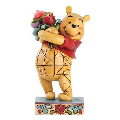 Disney Traditions *Friendship Bouquet - Winnie the Pooh With Flowers* 4031479