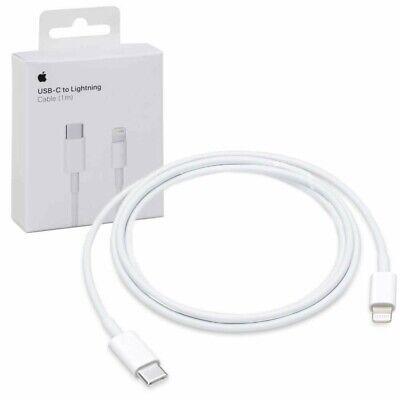 Cable Lightning a USB C Original 100% Apple Carga MQGJ2 1m para...