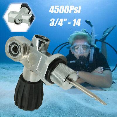 Scuba Paintball Tank Kohlefaser-Flaschenventil /& Schlauchluft-Tankstellenventil