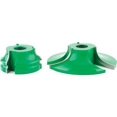 Grizzly C2216 Handrail Shaper Cutter Set Style 1 - 34 Bore