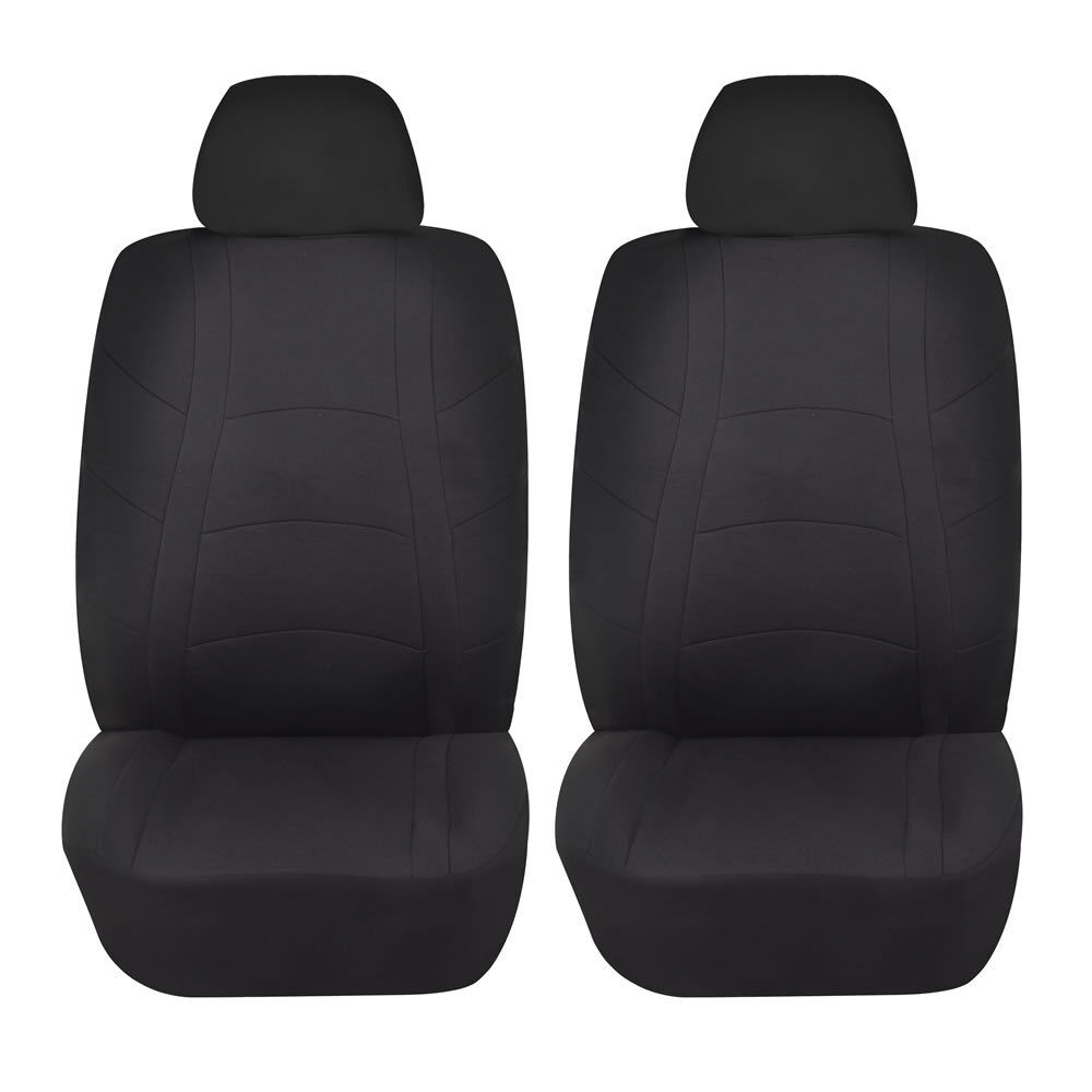 Marvelous Details About Black Racer Front Lowback Seat Covers For Mercury Grand Marquis Uwap Interior Chair Design Uwaporg