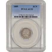 Three Cent Piece PCGS