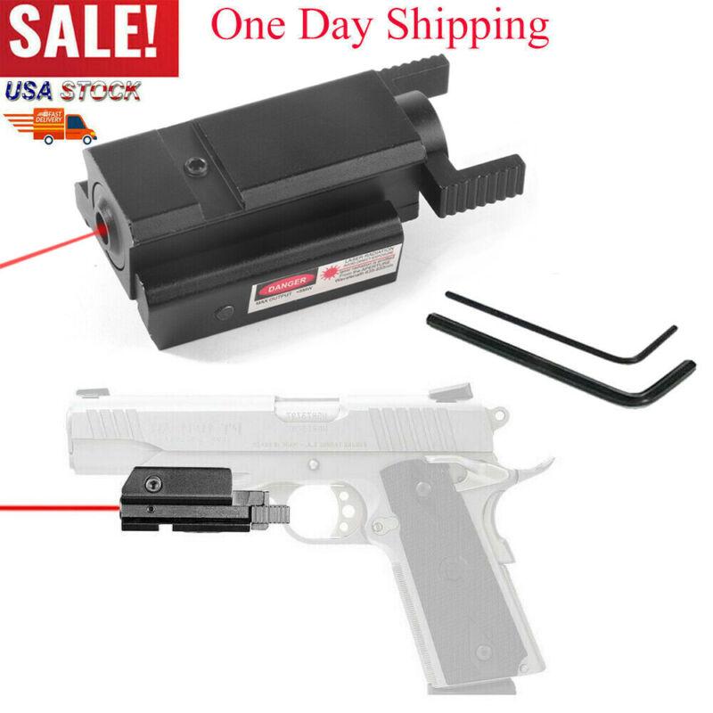 US Red Dot Laser Sight For 4 Gun Compact Pistol/Glock17 19 20 21 22 31 34 35 37