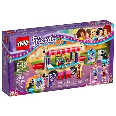 Lego 41129   Friends   Amusement Park Hot Dog Van   New