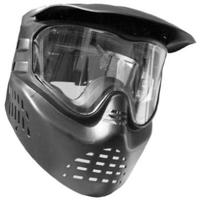 Anti Fog Paintball Goggles (CLEARANCE GenX Global Stealth Anti Fog Paintball Goggles Mask Black )