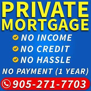 Private Mortgage Ontario - Private Lender - 2nd Mortgage / Second Mortgage - Bad Credit Mortgage - 905-271-7703