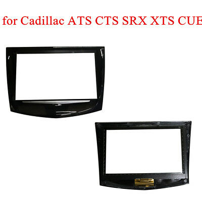 Black Touch Screen Display For 2013-17 Cadillac ATS CTS SRX XTS CUE Touch Sense