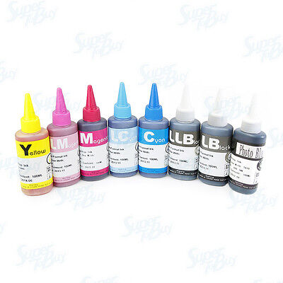 Cisinks Compatible Refill Ink Bottle Set For Epson Stylus...
