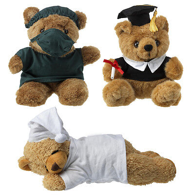 Celebration Teddy Bear - Plush Soft Toy Teddy Bear Celebration Graduation Diploma Kids Gift Present Toy