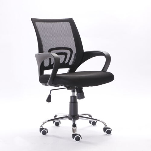 ergonomic midback mesh office chair executive swivel